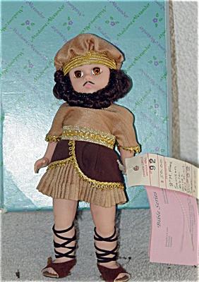 ALX0611 Madame Alexander Samson Bible Series Doll 1995