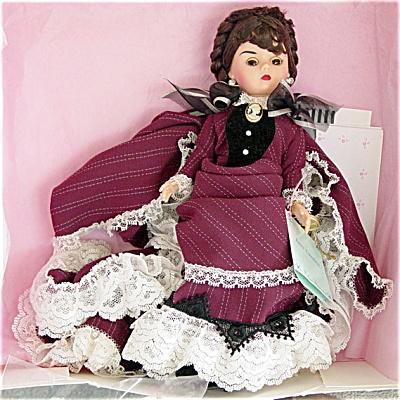 ALX0946A Madame Alexander Anna Karenina Doll 1998 Cissette Face
