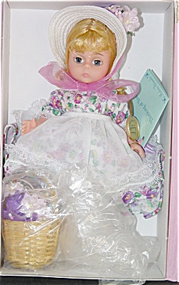 ALX1003 Madame Alexander Thinking of You Wendy Doll 1999