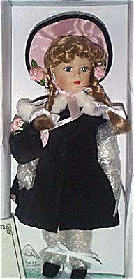ALX1090B Madame Alexander Bisque McGuffey Anna Doll 1999