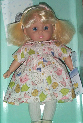 ALX1097G Madame Alexander Meaghan Doll 1999-2000