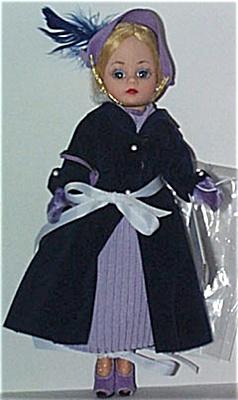 ALX1101E Madame Alexander Parisian Chic 1940 Cissette Doll 1999