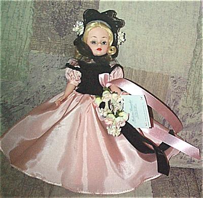 ALX2002 Madame Alexander 1953 Glamour Girl Cissette Doll 2000