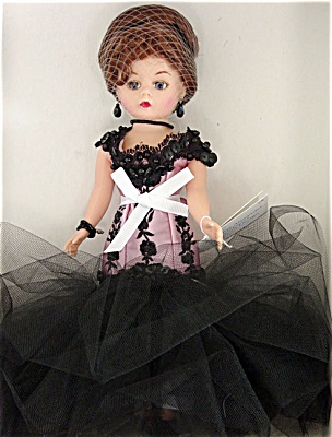 ALX2019 Madame Alexander Celebrates American Design Cissette Doll 2000