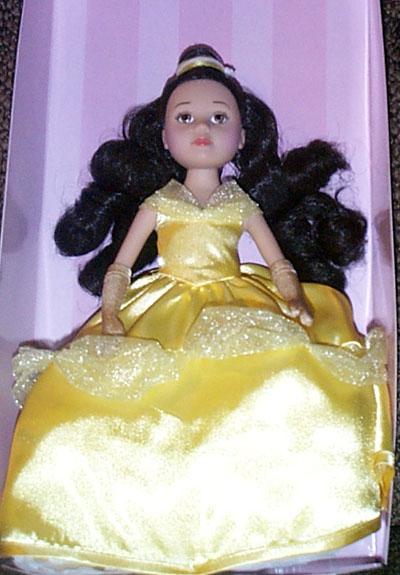 ALX2301 Madame Alexander Disney Princess Belle Doll 2003