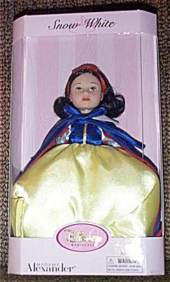 ALX2303 Madame Alexander Disney Princess Snow White Doll 2003