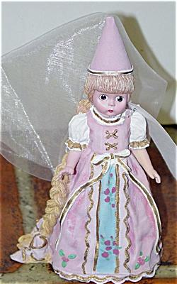AXF0003 1999 Madame Alexander Rapunzel Wendy Figurine