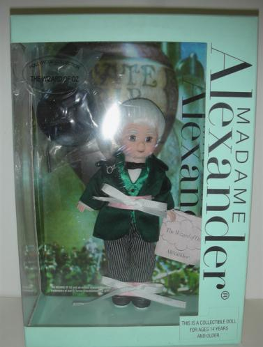 ALX2981 Madame Alexander The Wizard of Oz Doll, 2010