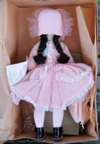 ALX0085 Madame Alexander Rebecca Doll, 14 In., 1970-85 1