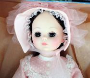 ALX0085 Madame Alexander Rebecca Doll, 14 In., 1970-85 2