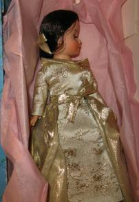 ALX0341 Madame Alexander 1989 Opening Night Cissette Doll 2