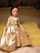 ALX0341 Madame Alexander 1989 Opening Night Cissette Doll 3