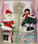 ALX0793A Madame Alexander Miracle on 131st Street 2 Doll Set 1996