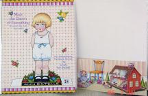 MEP00001 Mary Engelbreit Child's Play Paper Doll: Ann Estelle, 1998 2