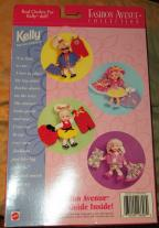 MAT0661 Mattel Pink And Green Fashion Avenue Kelly Doll Clothes 1997 1