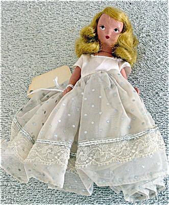 NAS0007 Nancy Ann Storybook Starlight, Starbright Hard Plastic Doll