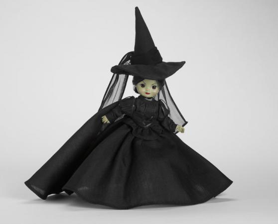 WOT0047 Tonner 8 Inch Wicked Witch of Oz Doll, 2010
