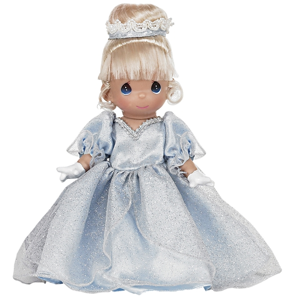 PMC0687A Precious Moments Cinderella Doll Disney 2009-2013
