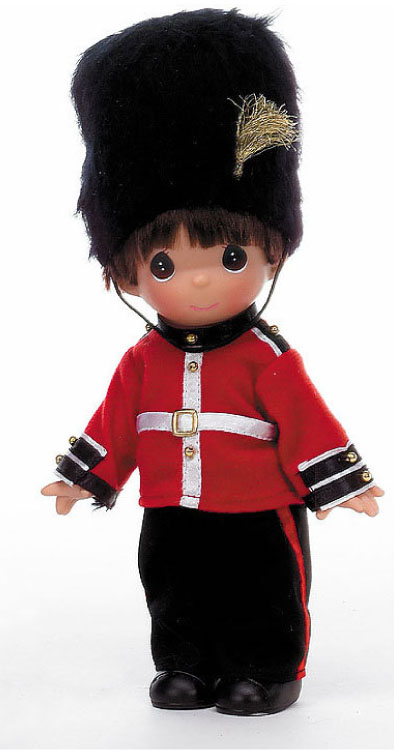 PMC0822 Precious Moments  Jack of England Doll, 2009