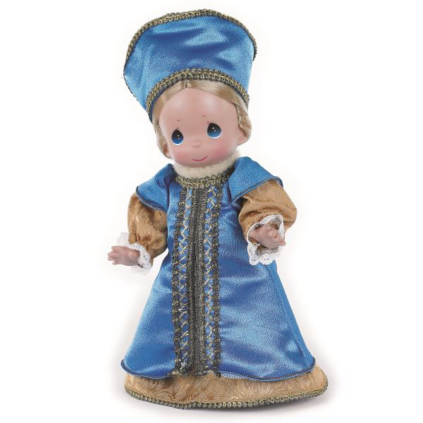 PMC0868 Precious Moments Rozalina of Russia Doll, 2014