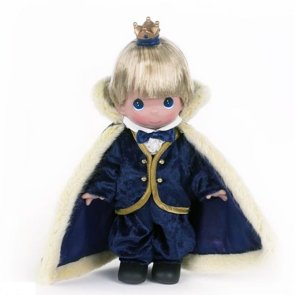 PMC0877 Precious Moments 9 In. Littlest Prince Doll, 2013