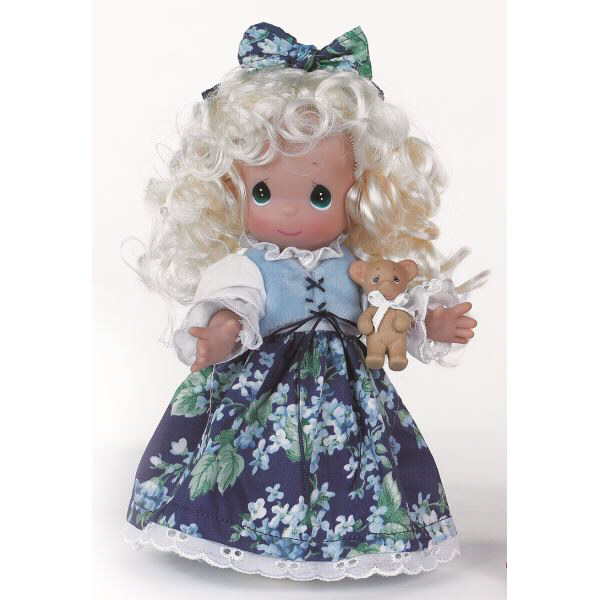 PMC0880 Precious Moments 9 In. Goldilocks Doll, 2013