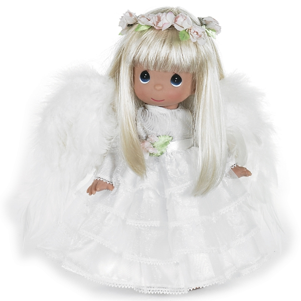 PMC0983 Precious Moments Angelic Grace 12 In. Doll, 2013