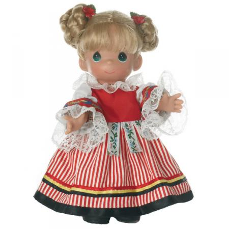 PMC0849 Precious Moments Cermaka of Czechoslovakia Doll, 2012