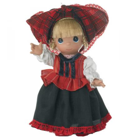 PMC0850 Precious Moments Hajna of Hungary Doll, 2012