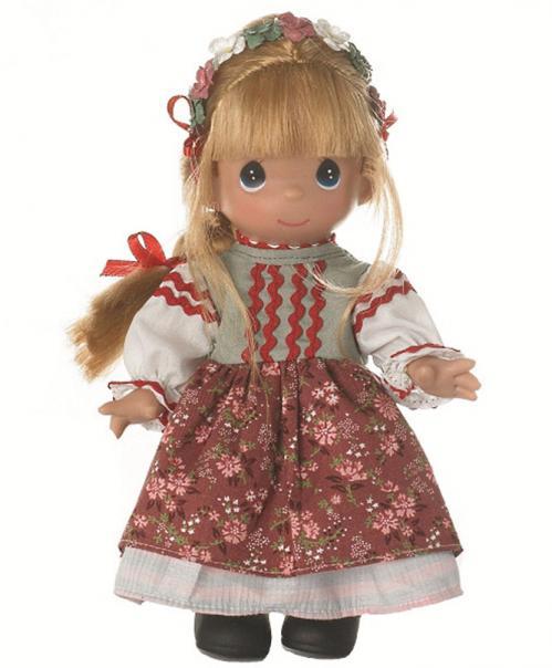 PMC0851 Precious Moments Pelagia of Poland Doll, 2013