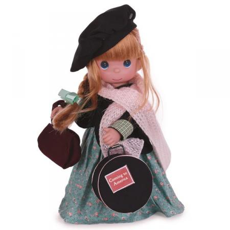 PMC0896 Precious Moments Coming to America - Ireland 12 In. Doll