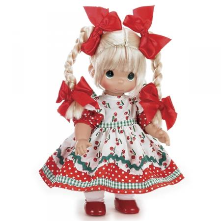 PMC0968 Precious Moments Cherry Lane 12 In. Doll, 2012