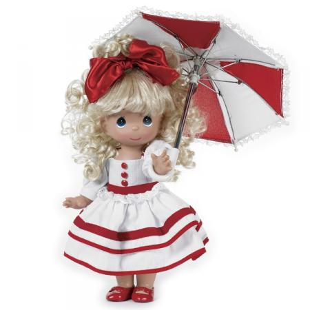 PMC0972 Precious Moments Singing in the Rain 12 In. Doll, 2012