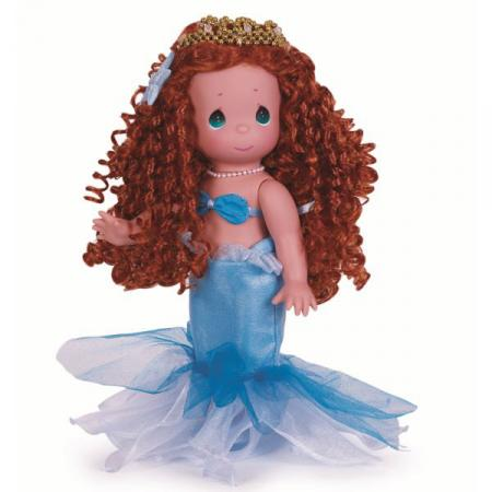 PMC0975 Precious Moments Splish Splash Mermaid 12 In. Doll, 2014