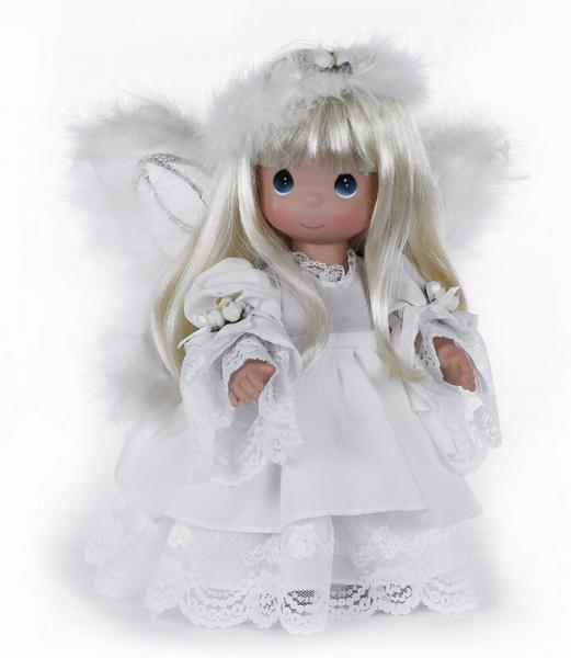 PMC0992 Precious Moments Heaven's Glory Blonde Angel Doll, 2013