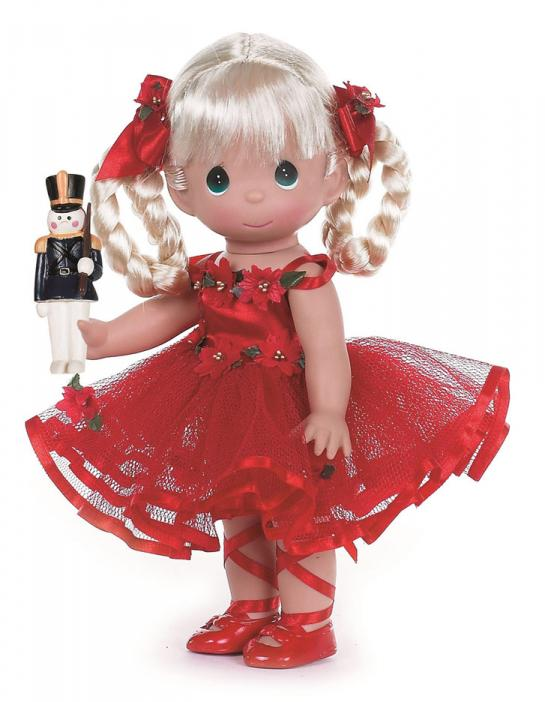 PMC1001 Precious Moments Dance of Joy 12 In. Ballet Doll