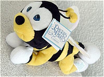 PMC0291K Precious Moments Buzz the Bee Bean Bag Pal