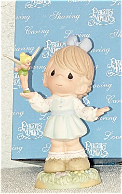 PMD0003A Disney Precious Moments Make Every Day Magical Figurine