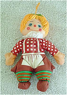 RAG0006 Fun World Raggedy-Type Bean Bag Girl Doll