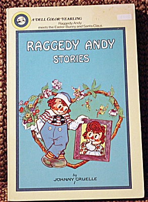RAG0013C Johnny Gruelle: Raggedy Andy Stories 1977 Ed. Softcover Book