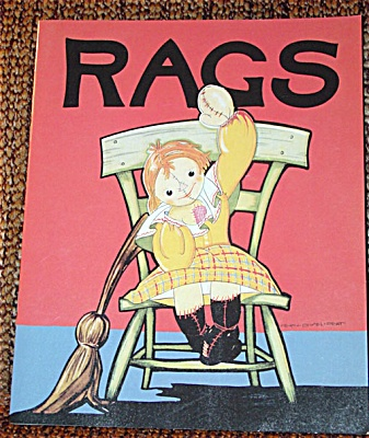 RGR0002 Rags, Book Reproduction by Gallery Graphics 1995