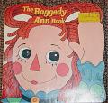 RGR0004 The Raggedy Ann Book Shape Book, Janet Fulton 1969