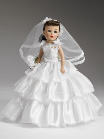 TRV0044 Tonner Blushing Bride 10.5 In. Revlon Doll, 2011