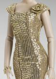 TRV0024 Tonner Midas Touch 13 In. Revlon Doll Outfit Only, 2011 1