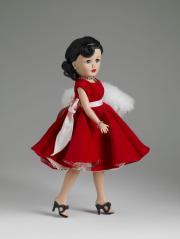 TRV0043 Tonner Queen of Diamonds 10.5 In. Revlon Doll, 2010 1