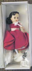 TRV0043 Tonner Queen of Diamonds 10.5 In. Revlon Doll, 2010 2