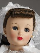 TRV0044 Tonner Blushing Bride 10.5 In. Revlon Doll, 2011 1
