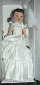 TRV0044 Tonner Blushing Bride 10.5 In. Revlon Doll, 2011 2