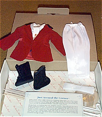 STD0011 Shirley Temple Just Around the Corner Doll Outfit 1991