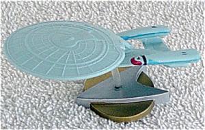 STE0042 Star Trek Next Generation Enterprise PVC Mini-Figurine